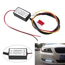 Automotive Led Light Controller Us 3 75 12 Off Daytime Running Lights Controller Drl Controller Car Led Daytime Running Light Daylight Relay Controller Control Dimmer On Off In Car
