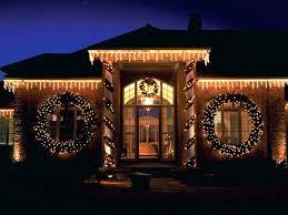 easy outside christmas lighting ideas. Easy Outside Christmas Lighting Ideas Outdoor Porch Decorating Lights Idea For