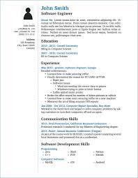 Resume Examples Pdf Resume Example