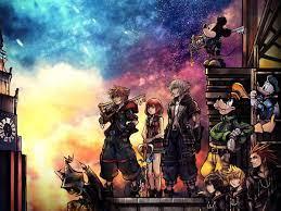 Kingdom Hearts III Wallpaper - Cover ...