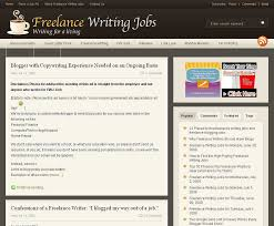 lance writer jobs online the best job sites for writers top  top places to paid blogging jobs