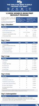 Arnold Exercise Chart Arnold Schwarzenegger Workout Routine For Beginners Pdf