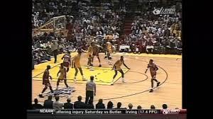 NBA Flashback: Chicago Bulls vs. Los Angeles Lakers 1991 Finals Game 3 -  Magic vs. Michael - YouTube