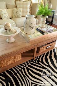 gl coffee table decorating ideas lovely 5 tips to style a coffee table like a pro