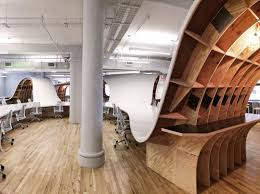 the office super desk. Barbarian Group Nyc Superdesk One Giant Office Desk By Clive Wilkinson Architects Machineous (5) The Super R