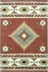 western style area rugs southwest rugs red western style southwestern kitchen area rug southwestern style