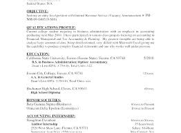Objective Resume Internship Internship Resume Template Beautiful ...