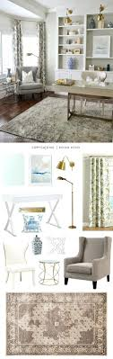 chic office decor. Copy Cat Chic Room Redo Serene Home Office Shabby Desk Accessories Cubicle Decor K