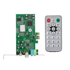 pci e internal tv tuner card mpeg dvr capture recorder pal bg pal i