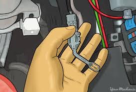 how to replace an evaporator temperature sensor (switch p0533 honda at Ac Refrigant Pressure Sensor Wiring Diagram 2007 Suzuki Sx4