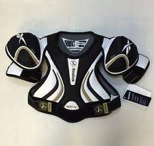 reebok 16k hockey pants. reebok sc874 hockey shoulder pads senior xl new ice pad crosby jofa 5k chest 16k pants t