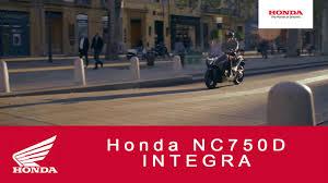 Honda NC750D INTEGRA - Real Scooter Ride, Real <b>Motorcycle</b> ...