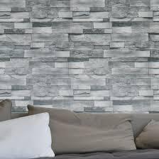 Behang Stenen Muur Wit Indrukwekkend Uncategorized Mooi Mediterrane