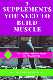 which supplements should i take daily best supplements to build muscle best supplements to