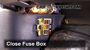 interior fuse box location 1993 1998 toyota t100 1996 toyota interior fuse box location 1993 1998 toyota t100 1996 toyota t100 sr5 3 4l v6 extended cab pickup