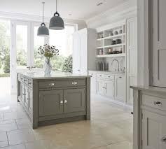 kitchen floor tiles with light cabinets. Unique Kitchen White Kitchen With Light Grey Floor Tiles  Slate Porcelain Bathroom Cabinets I