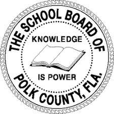 polk logo. logo for polk county schools