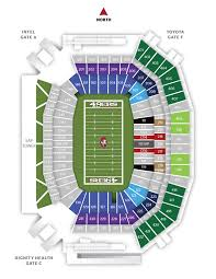 San Francisco 49ers Seating Chart 3d Tickets Suites Levis Stadium