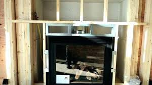 cost to add gas fireplace installing insert info a this old house log inser