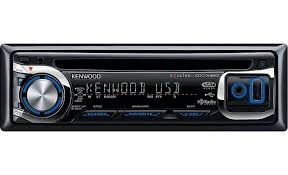 kenwood excelon kdc x493 cd receiver at crutchfield com kenwood excelon kdc x493 front