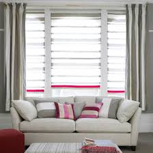 Mix Curtains With Blinds | Design Ideas: Decorating With Blinds | Image |  Housetohome