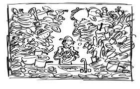 Camouflage Dishes Animal Camouflage Colouring Pictures