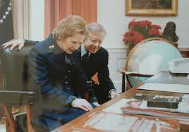 the oval office desk. Файл:Thatcher At Oval Office Desk With Carter.jpg The Oval Office