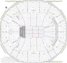 msg seating chart with seat numbers new view section 222 row 13 8 virtual venue