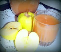 jus de pomme fait maison