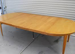 omann jun oak circular dining table