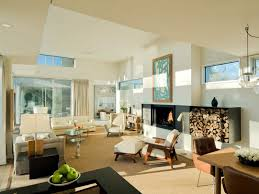 Living Room Designs With Fireplace Modern Fireplace Natural Stone Mantel Beige Microfiber Sofa Beige