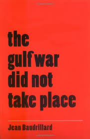 the gulf war did not take place jean baudrillard  the gulf war did not take place jean baudrillard 9780253210036 books amazon ca