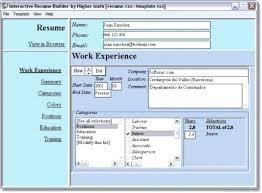 Free Resume Writer Free Resume Maker Download Essay Coursework Help