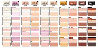 Clay Color Chart Staedtler Fimo Professional Doll Art 8029 Oven Hardening