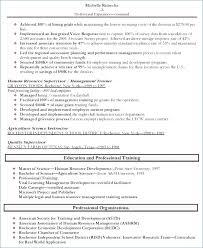 Sample Resume Of Hr Recruiter Ceciliaekici Com