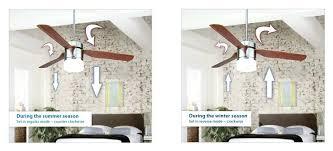 fan spin winter ceiling fans what direction should my fan spin for summer or winter fan spin winter ceiling