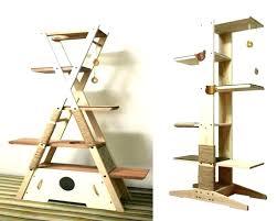 cool cat tree furniture. Cat Tower With Litter Box Furniture Modern Trendy Interior Designs Medium . Cool Tree