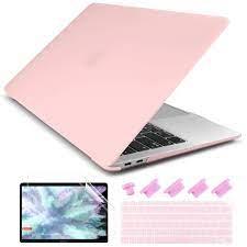 4 in 1 sent Laptop Bag case For New Macbook Air Pro 13 2020 A2179 A2289  A1932 A2337 A2338 A2251 PC Matte Case Laptop Bags & Cases