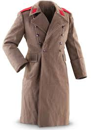 soviet coat