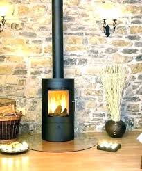 free standing stove. Gas Free Standing Stove Modern Fireplace Full Image For .