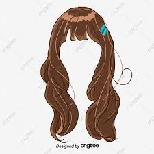無料ダウンロードのための髪型に扮する抠图ウィッグ素材 髪型 かつら