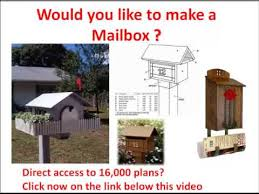 wood mailbox ideas. Wood Mailbox Ideas L