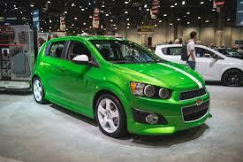 2015 Chevrolet Sonic Performance Concept - SEMA 2014 | GM Authority