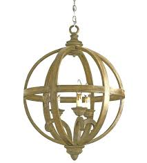 chandelier brushed gold