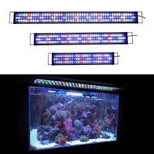 Fish Tank Lights Cheap Aquarium Light 60cm 80cm Aquarieneco Rgb Full Spectrum Aqua