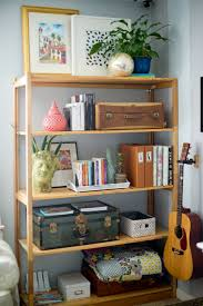 home and office storage. Unique Cool Shelving Units For Home And Office : Living Room With Wooden Storage