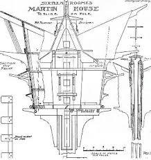 martin house plans. Purple Martin Plans House