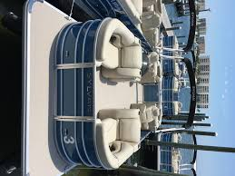 new pontoon boat als in destin fl crab island
