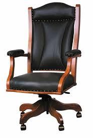 custom made office chairs. Amish Buckingham Office Desk Chair Custom Made Office Chairs