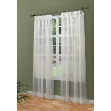 How To Hang Curtains With Sheers Behind Memsaheb Net